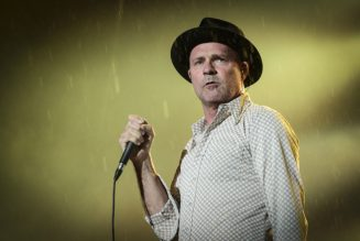 The Tragically Hip's Gord Downie to Release Posthumous Album
