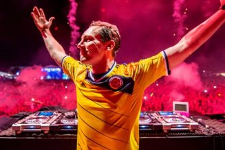"""Tiësto Teases He's """"Getting Ready for Something Big"""""""