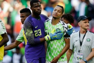 Tyronne Ebuehi targets Super Eagles return after recovering from injury