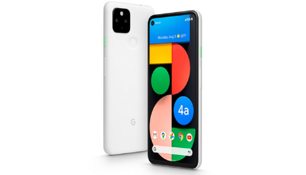 Verizon has an exclusive Pixel 4A 5G that's $100 more expensive