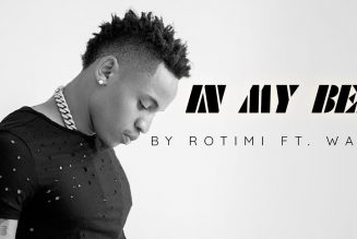 VIDEO: Rotimi – In My Bed ft. Wale