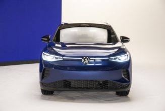 Volkswagen introduces ID 4 electric SUV with 250 miles of range and a $40,000 price tag