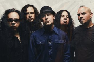 Watch ARMORED SAINT's Music Video For 'Standing On The Shoulders Of Giants'