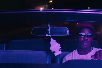 "Watch Channel Tres Go On a Neon-Soaked Night Drive in Disclosure's ""Lavender"" Video"