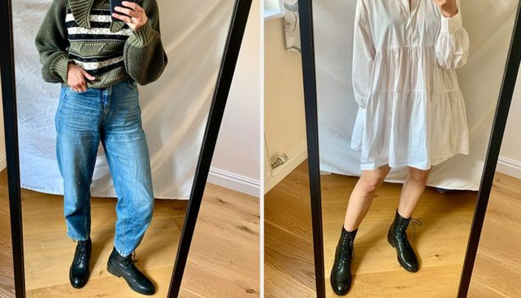 We Tried On 6 Pairs of High-Street Boots So You Don't Have To