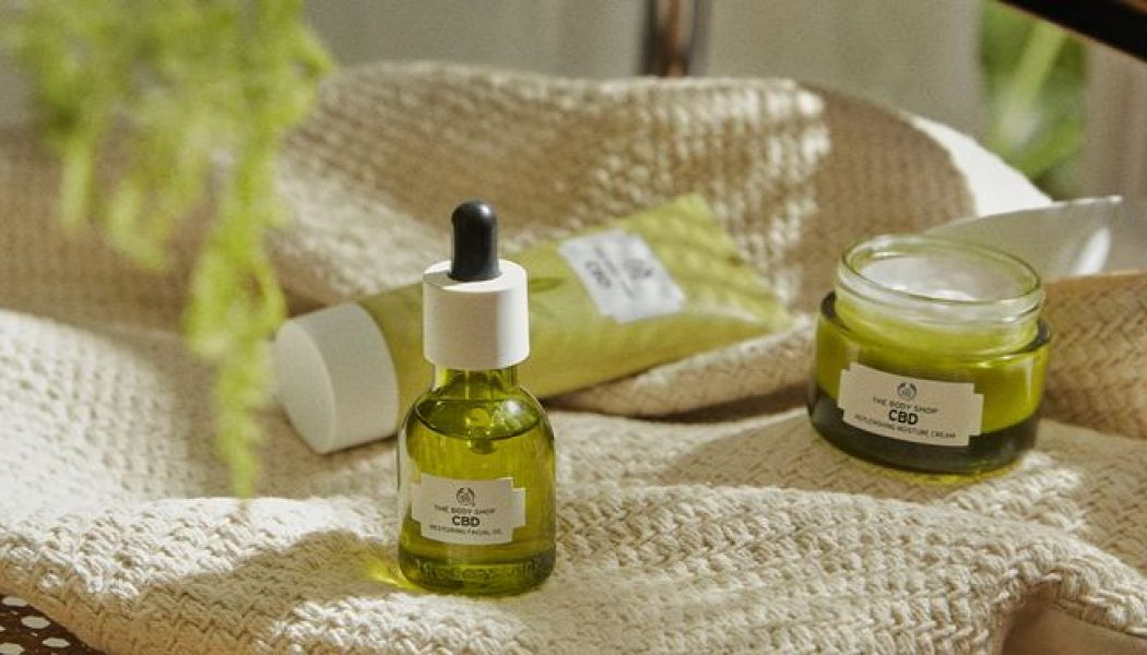 We Were Sceptical About CBD Skincare, Until We Tried This Super-Soothing Range