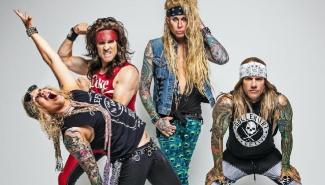 You Can Order A Customized Song From STEEL PANTHER For $7,500