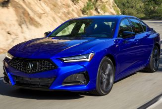 2021 Acura TLX 2.0T Track Test: It's Not a Numbers Car
