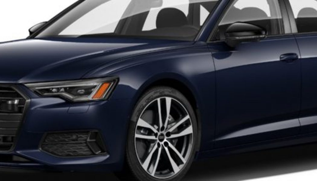 2021 Audi A6 Gets More Standard Power and a Sportier Look
