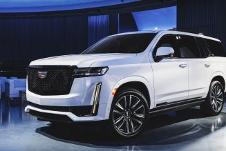 2021 Cadillac Escalade First Test: Finally What It Should Be