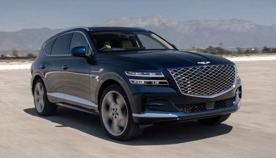 2021 Genesis GV80 Pros and Cons Review: A Seriously Impressive Luxury SUV