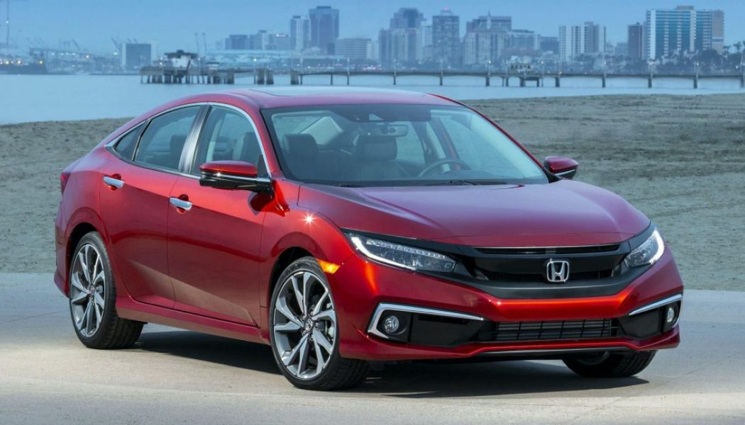 2021 Honda Civic Sedan Ditches Its Manual Transmission, Just Like the Accord