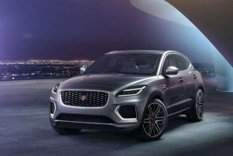 2021 Jaguar E-Pace First Look: The New Entry Level Jag