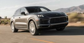 2021 Porsche Cayenne E-Hybrids Get Tweaked, Are Even Juicier