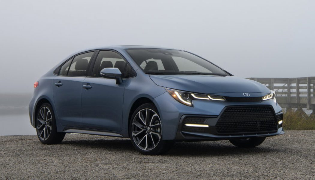 2021 Toyota Corolla XSE Apex First Test: Not the Sport Sedan We Were Hoping For