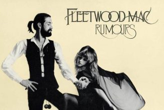 43 Years After its Release, Fleetwood Mac's Rumors is Again a Top 10 Album