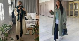 5 Trench-Coat Outfit Ideas You Can Always Rely On