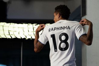 £68m EPL star reacts in seven words as Raphinha joins Leeds United