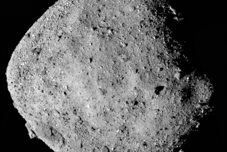 A NASA spacecraft is poised to snag the largest sample of rocks from an asteroid ever