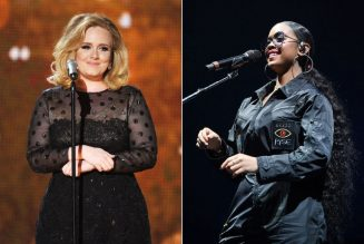 Adele to Make SNL Hosting Debut Next Week With Musical Guest H.E.R.
