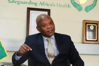 Africa CDC warns of possible second wave of virus infection