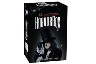 Alice Cooper Launches His Own Horror-Themed Party Game