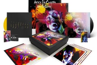 Alice in Chains to Release Facelift 30th Anniversary Deluxe Box Set
