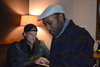 Aloe Blacc Reveals There are More Unreleased Collaborations Between Him and Avicii