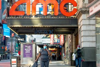 AMC Theaters warns that it could run out of cash by the end of 2020