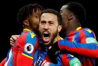 Andros Townsend comments on Crystal Palace teammate Wilfried Zaha