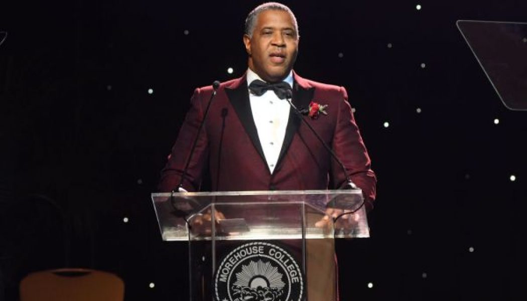 Aww Damn: Black Billionaire Who Promised To Pay Tuition Debt of Morehouse Students Admits To Tax Fraud