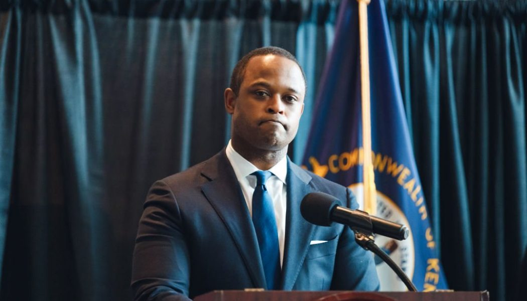 Black Ops: Kentucky AG Daniel Cameron Hires Armed Security