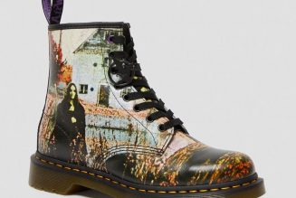 Black Sabbath Team Up with Doc Martens for New Footwear Collaboration