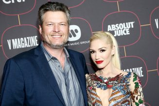 Blake Shelton Sends Romantic Birthday Message to Gwen Stefani: 'I'd Write a Song For You Every Single Day'