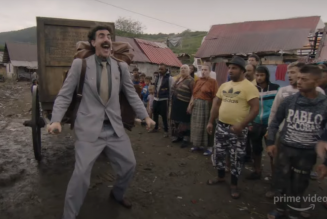 Borat Sequel Trailer Takes on COVID and Mocks Mike Pence