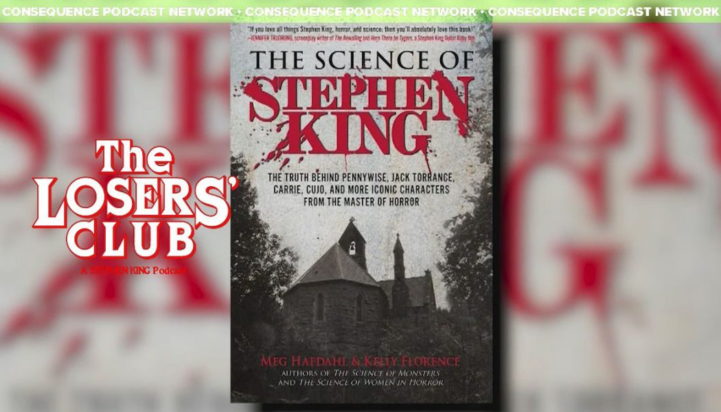 Breaking Down the Science of Stephen King