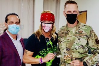 BRET MICHAELS Partners With DOCS To Help Bring First-Ever DOCS Dental Office To A U.S. Air Force Base