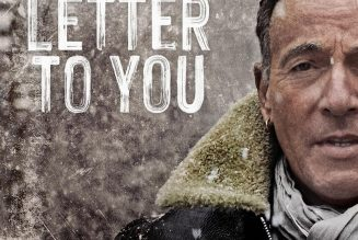 Bruce Springsteen Reunites with the E Street Band on New Album Letter to You: Stream