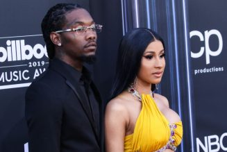 Cardi B Deads Her Twitter Account Due To Backlash Of Reuniting With Offset
