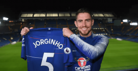 Chelsea midfielder Jorginho opens up on Arsenal interest
