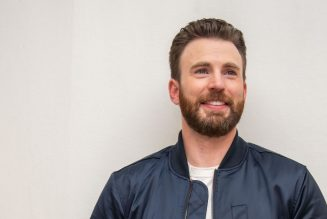 Chris Evans Wants To Know: What's Inspiring You To Vote This Year?