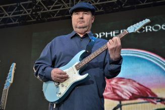 Christopher Cross Calls Temporary Paralysis Due to COVID-19 'Worst 10 Days' of His Life