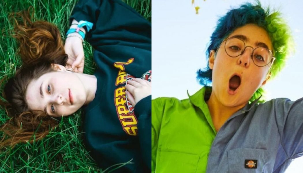"""Clairo Forms New Band Shelly, Shares Debut Songs """"Steeeam"""" and """"Natural"""": Stream"""