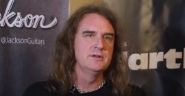 DAVID ELLEFSON On Upcoming MEGADETH Album: 'The Songs Are Terrific'