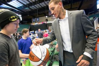 Delonte West Begins First Phase Of Drug Detox Treatment
