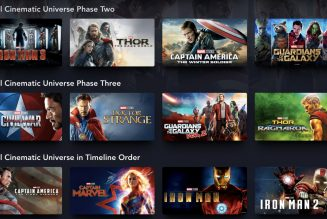 Disney Plus finally understands how fans want to watch Marvel movies