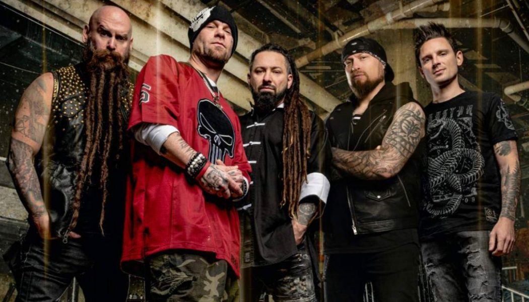 """Do Five Finger Death Punch Take an Anti-Mask Stance with """"Living the Dream"""" Video?"""