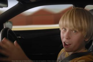 """Dodge """"Pisses Excellence,"""" Features L'il Ricky Bobby in New Commercial"""