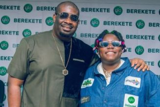 Don Jazzy, Teni unveiled as new Globacom Berekete brand ambassadors