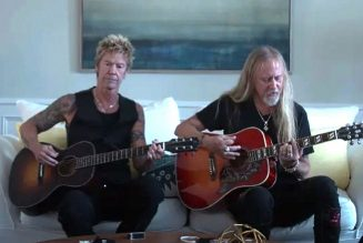 Duff McKagan and Jerry Cantrell Pay Tribute to Jimmy Carter with Acoustic Performance: Watch